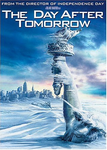 Day After Tomorrow Quaid Gyllenhaal Ward Rossum Clr Ws Pg13