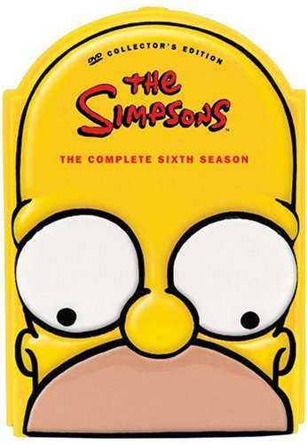 Simpsons Season 6 DVD Season 6