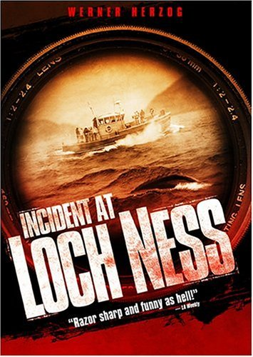 Incident At Lochness Herzog Penn Clr Pg13 2 DVD
