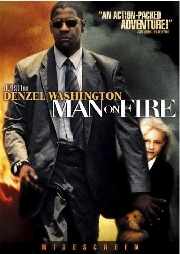 Man On Fire Washington Walken Fanning Mitc Ws