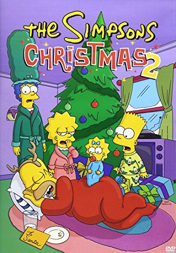 Simpsons Simpsons Christmas 2 DVD Simpsons Christmas 2