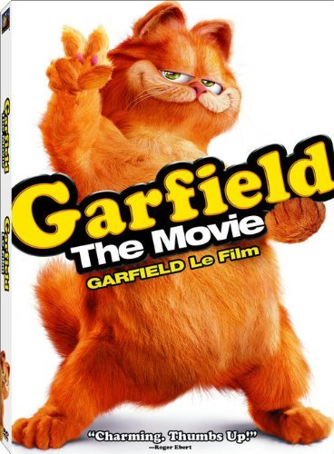Garfield The Movie Meyer Murray Hewitt Messing DVD Pg