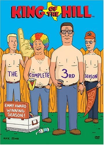 King Of The Hill Season 3 DVD Nr