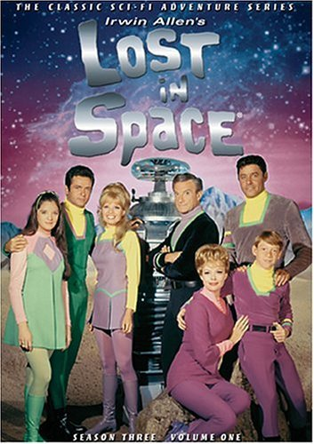 Lost In Space Lost In Space Vol. 1 Season 3 Ws Nr 4 DVD
