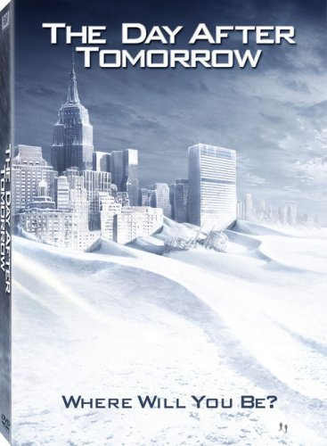 Day After Tomorrow Day After Tomorrow Lenticular Pg13