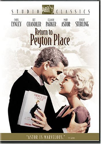 Return To Peyton Place Lynley Chandler Parker Astor S Ws Nr