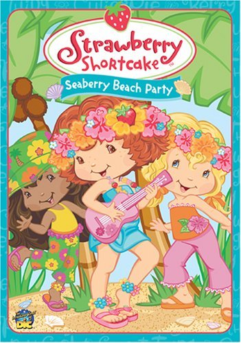 Strawberry Shortcake Seaberry Beach Party Nr 2 DVD
