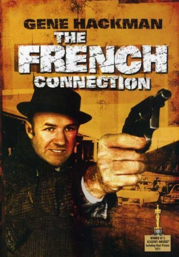 French Connection Hackman Scheider Ws R