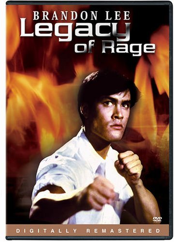 Legacy Of Rage Lee Brandon Clr Nr