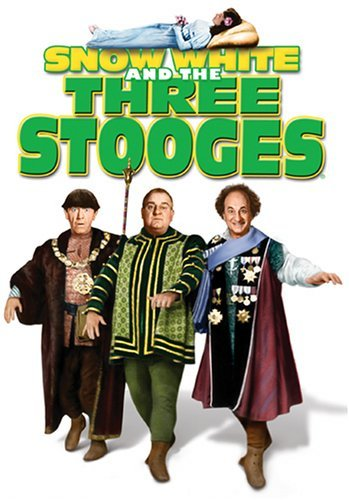 Snow White & The 3 Stooges Three Stooges Ws Nr