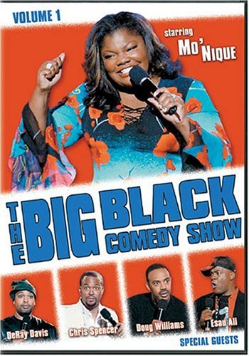 Big Black Comedy Vol. 1 Ws Nr