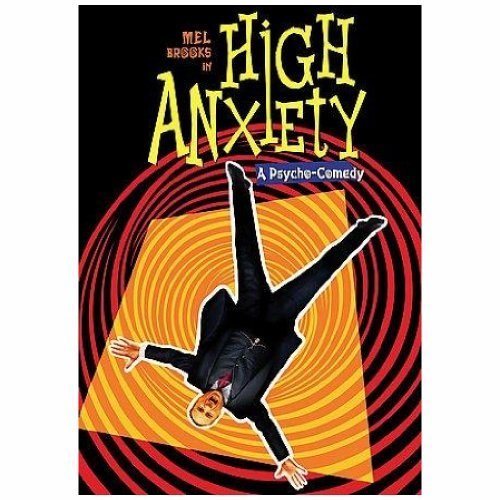 High Anxiety Brooks Kahn DVD Pg