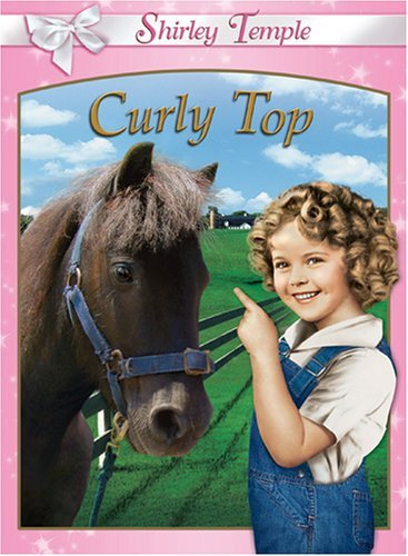 Curly Top Temple Shirley Clr G