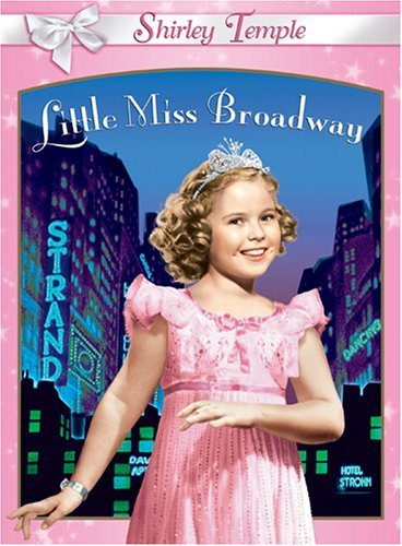 Little Miss Broadway Temple Shirley Clr Nr