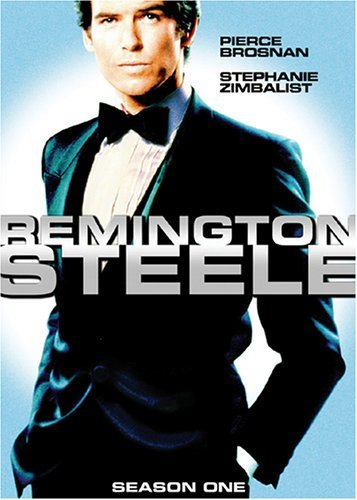 Remington Steele Season 1 Clr Nr 4 DVD
