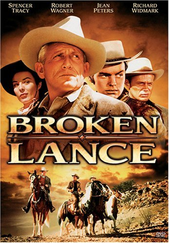 Broken Lance Tracy Wagner Peters Widmark Ws Nr