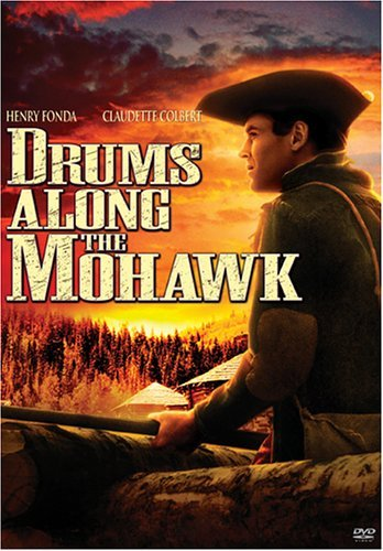 Drums Along The Mohawk Colbert Fonda Carradine Oliver Clr Nr