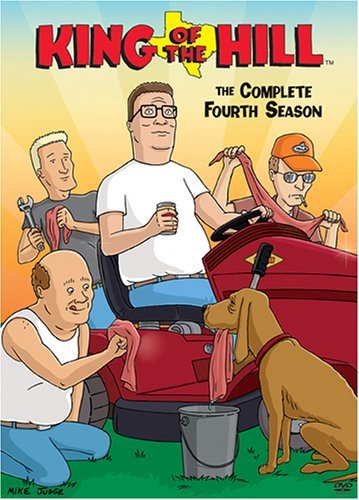 King Of The Hill Season 4 DVD Nr