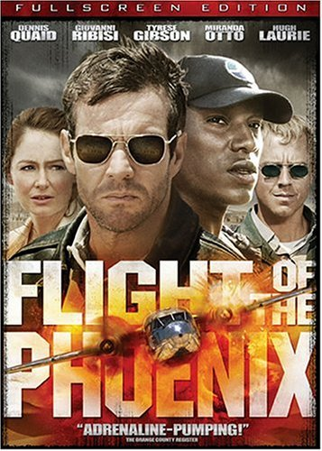 Flight Of The Phoenix (dvd P&s Quaid Dennis Pg13