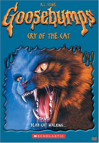 Goosebumps Cry Of The Cat Clr Nr