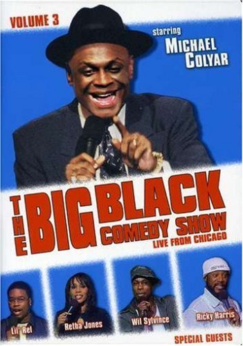 Big Black Comedy Show Vol. 3 Clr Nr