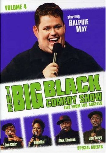 Big Black Comedy Vol. 4 Clr Nr