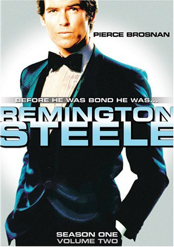 Remington Steele Vol. 2 Season 1 Clr Nr 2 DVD