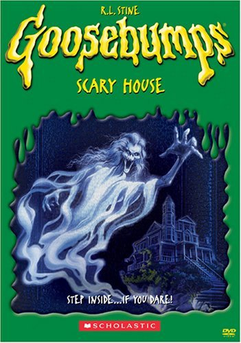 Goosebumps Scary House DVD Chnr