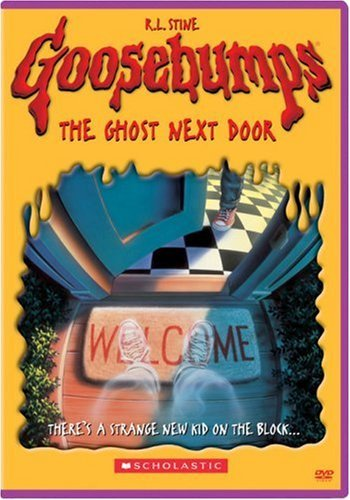 Goosebumps Ghost Next Door DVD Chnr