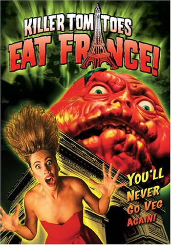 Killer Tomatoes Eat France Killer Tomatoes Eat France Clr Nr