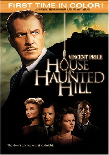 House On Haunted Hill Legend House On Haunted Hill Legend Clr Nr