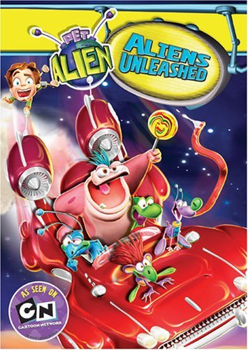 Aliens Unleashed Pet Alien Chnr