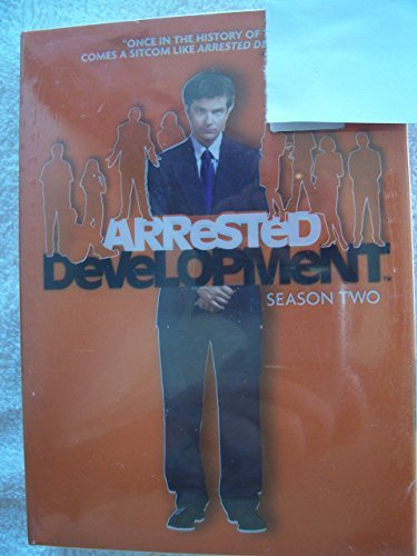 Arrested Development Season 2 DVD