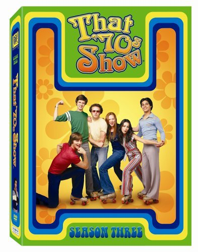 That 70's Show Season 3 DVD Season 3
