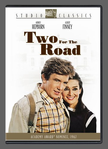 Two For The Road Hepburn Finney Clr Ws Nr