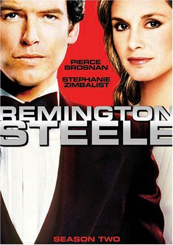 Remington Steele Season 2 Full Season Clr Nr 4 DVD