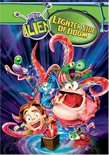 Pet Alien Lighter Side Of Doom DVD Nr