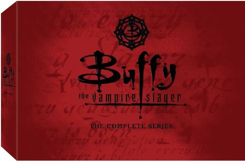 Buffy The Vampire Slayer Complete Series Clr Nr 40 DVD