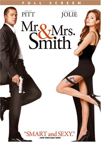 Mr & Mrs Smith (2005) Pitt Jolie Clr Pg13