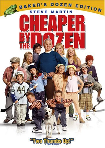 Cheaper By The Dozen Martin Steve Clr Pg Special Ed.