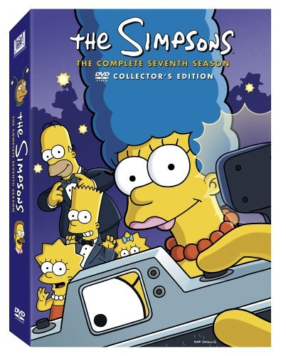 Simpsons Season 7 DVD Season 7