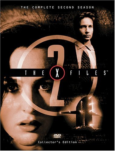 X Files Season 2 DVD