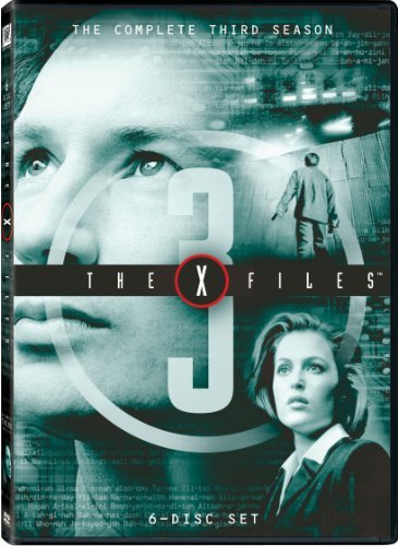 X Files Season 3 DVD Season 3