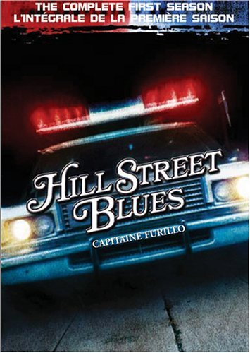 Hill Street Blues Season 1 Clr Nr 3 DVD