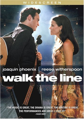 Walk The Line Whiterspoon Phoenix DVD Nr Ws