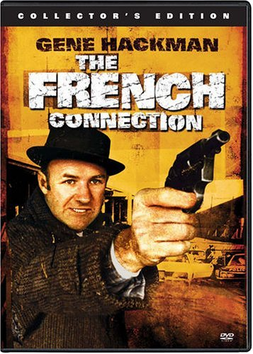 French Connection Hackman Scheider DVD R Ws