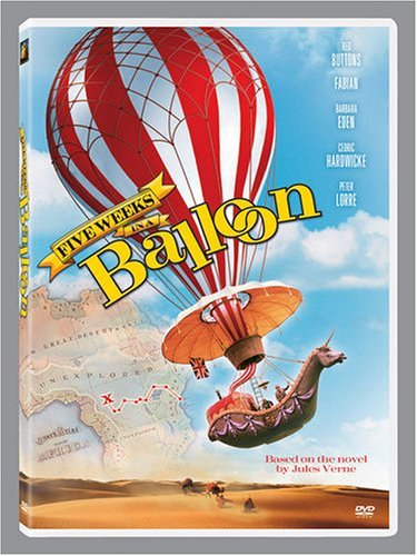 Five Weeks In A Balloon Five Weeks In A Balloon Ws Nr