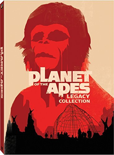 Planet Of The Apes Legacy Collection DVD Nr Ws