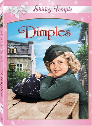 Dimples Temple Shirley Clr Nr