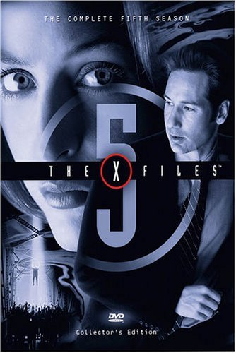 X Files Season 5 DVD Nr 6 DVD